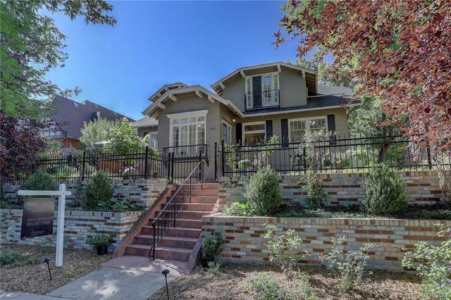 3622 E 7th Avenue Parkway, Denver, CO 80206 (#1673306) :: The Brokerage Group