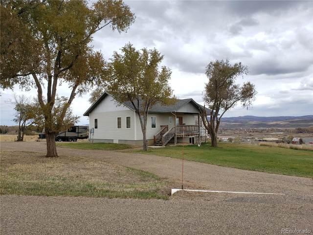 1100 Country Club Drive, Craig, CO 81625 (#1674108) :: The Margolis Team