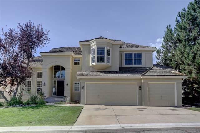 6645 S Crocker Way, Littleton, CO 80120 (MLS #1675574) :: 8z Real Estate
