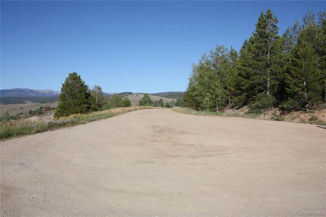 425 County Road 897, Granby, CO 80447 (#1675826) :: West + Main Homes