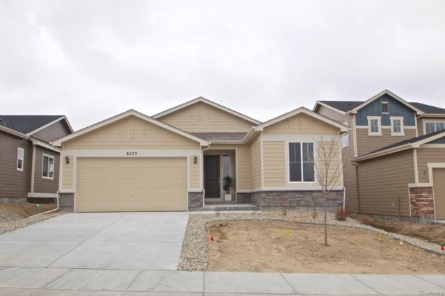 2573 Lake Of The Rockies Drive, Monument, CO 80132 (#1677027) :: The DeGrood Team