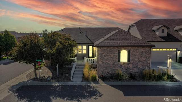 16380 E 119th Circle C, Commerce City, CO 80022 (#1678563) :: The DeGrood Team