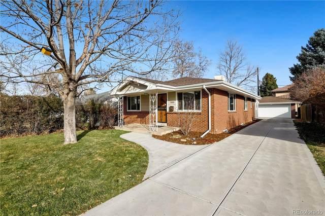3180 S Albion Street, Denver, CO 80222 (#1681487) :: iHomes Colorado