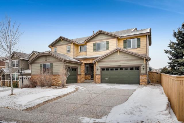10978 Valleybrook Circle, Highlands Ranch, CO 80130 (MLS #1687494) :: 8z Real Estate
