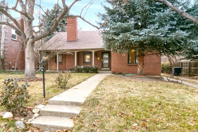 471 Elm Street, Denver, CO 80220 (#1693606) :: 5281 Exclusive Homes Realty