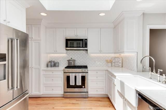 981 E Briarwood Circle N, Centennial, CO 80122 (#1698381) :: Wisdom Real Estate