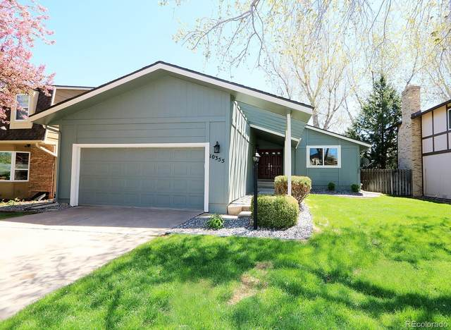 10355 E Weaver Circle, Englewood, CO 80111 (#1698404) :: The Griffith Home Team