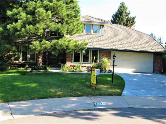 11115 W Pacific Court, Lakewood, CO 80227 (MLS #1700526) :: 8z Real Estate
