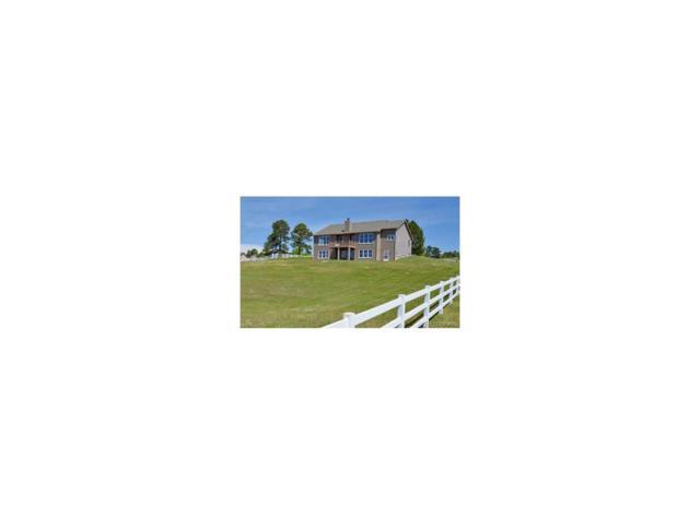 3694 Deer Creek Drive, Parker, CO 80138 (MLS #1701145) :: 8z Real Estate