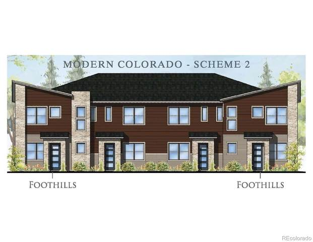 8017 Yampa River Avenue, Littleton, CO 80125 (#1701496) :: The DeGrood Team