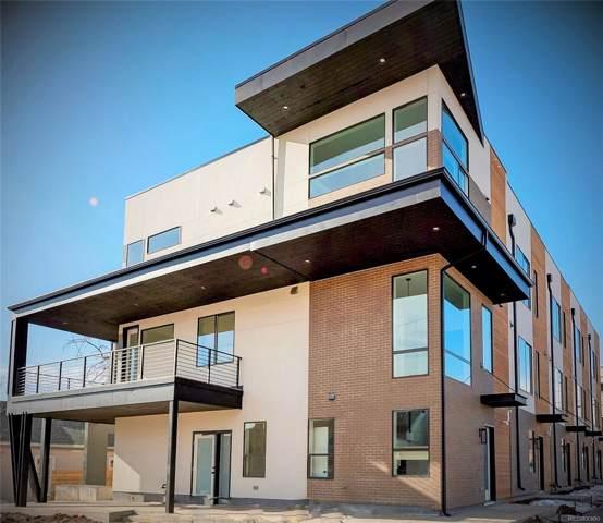 4020 W 13th Avenue, Denver, CO 80204 (MLS #1702969) :: 8z Real Estate