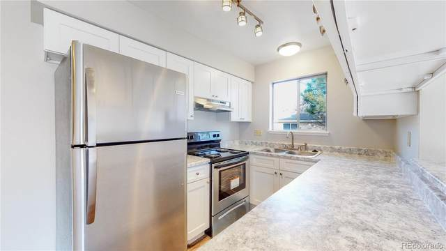 9195 E Lehigh Avenue #140, Denver, CO 80237 (#1703379) :: Briggs American Properties