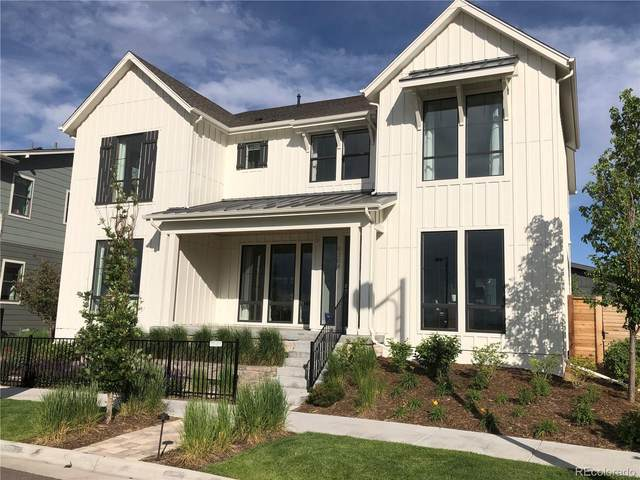 9304 E 61st Drive, Denver, CO 80238 (#1723031) :: The HomeSmiths Team - Keller Williams