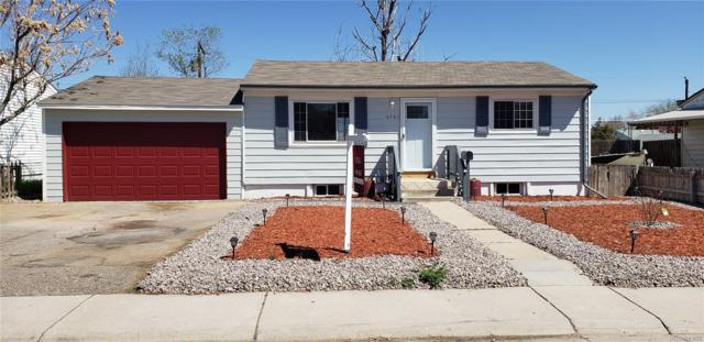 6561 E 79th Avenue, Commerce City, CO 80022 (#1725263) :: The Heyl Group at Keller Williams