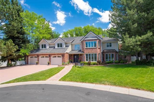 5444 S Emporia Court, Greenwood Village, CO 80111 (MLS #1731532) :: 8z Real Estate