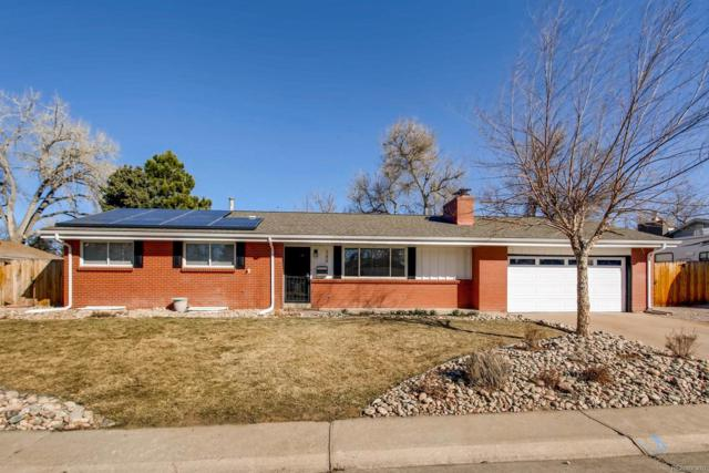 389 W Caley Drive, Littleton, CO 80120 (#1733041) :: RE/MAX Professionals