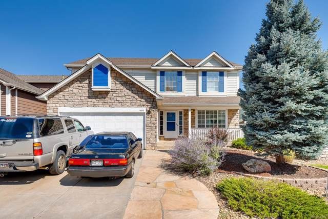 3083 White Oak Street, Highlands Ranch, CO 80129 (#1733165) :: The Heyl Group at Keller Williams