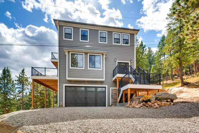 5967 High Drive, Morrison, CO 80465 (MLS #1733640) :: Colorado Real Estate : The Space Agency