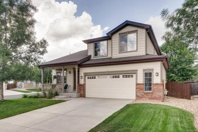 4984 Bayou Gulch Street, Parker, CO 80134 (#1736767) :: Wisdom Real Estate