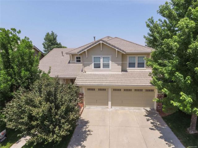 3035 Greensborough Drive, Highlands Ranch, CO 80129 (#1736786) :: Wisdom Real Estate