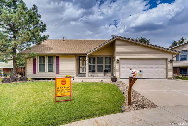 7477 Holland Court, Arvada, CO 80005 (#1736787) :: The DeGrood Team