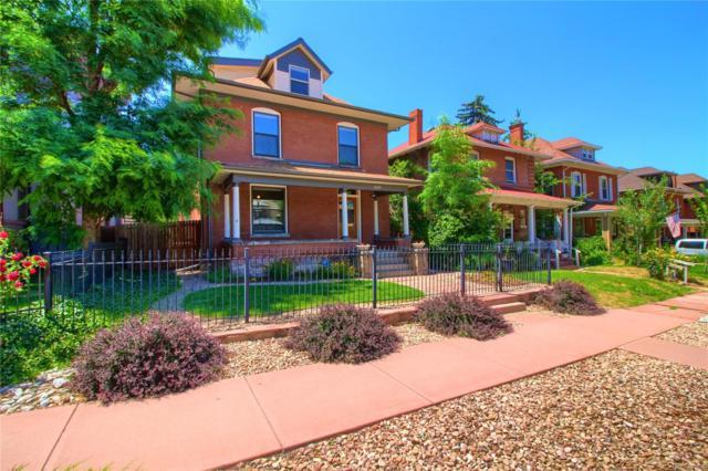 2109 N Gilpin Street, Denver, CO 80205 (MLS #1737663) :: 8z Real Estate