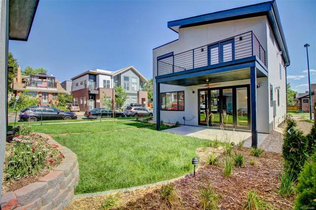 291 S Franklin Street, Denver, CO 80209 (#1738528) :: Mile High Luxury Real Estate