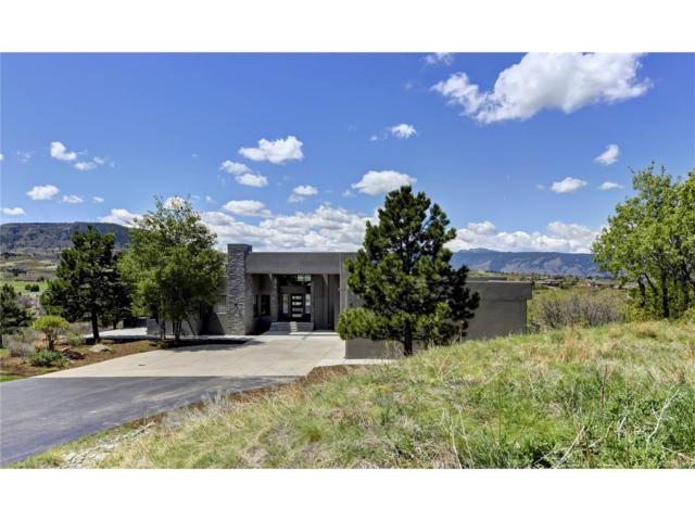 3219 Castle Butte Drive, Castle Rock, CO 80109 (MLS #1739387) :: 8z Real Estate