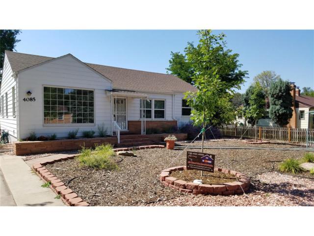 4085 Quay Street, Wheat Ridge, CO 80033 (#1740918) :: The Pete Cook Home Group