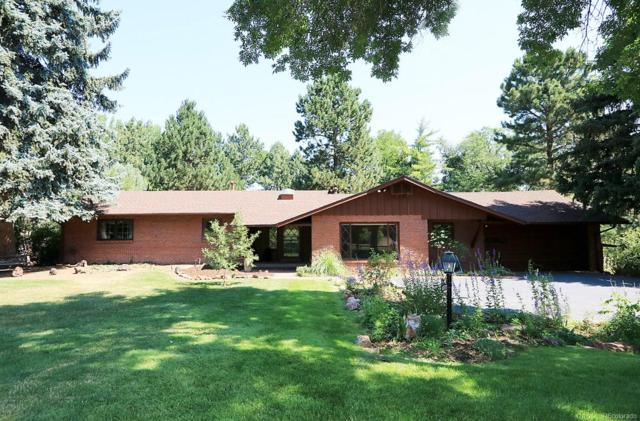4777 W Wagontrail Road, Littleton, CO 80123 (#1743124) :: The Griffith Home Team