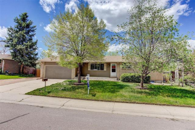 4779 S Owens Way, Littleton, CO 80127 (#1749254) :: Wisdom Real Estate