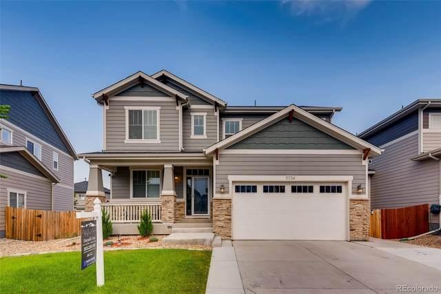 11734 Kalispell Street, Commerce City, CO 80022 (#1750180) :: Wisdom Real Estate