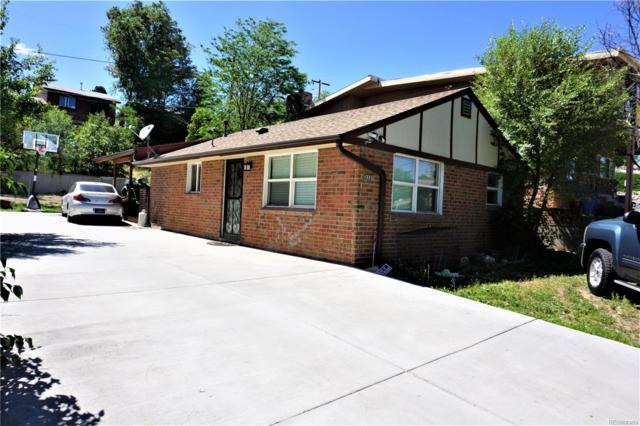3327 S Bryant Street, Englewood, CO 80110 (#1751341) :: Wisdom Real Estate