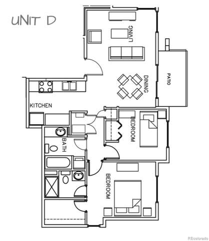 610 Cedar Street D, Windsor, CO 80550 (MLS #1752991) :: 8z Real Estate