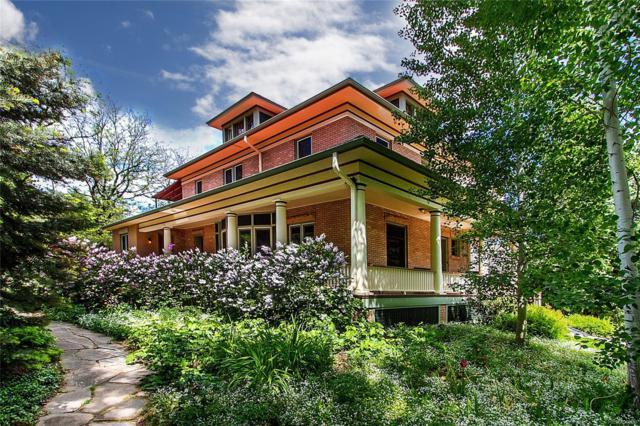 935 10th Street, Boulder, CO 80302 (#1756163) :: House Hunters Colorado