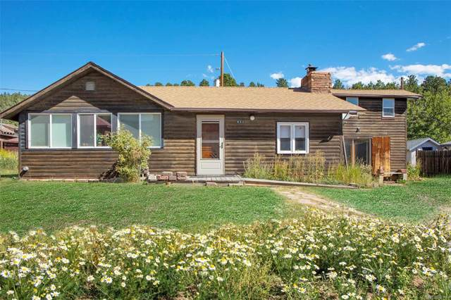 653 W 4th Street, Nederland, CO 80466 (#1758189) :: The DeGrood Team