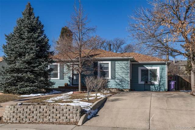 75 S Bryant Street, Denver, CO 80219 (#1758719) :: iHomes Colorado