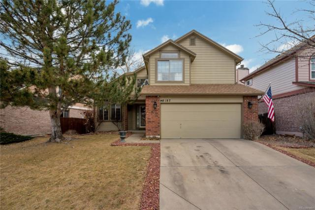 8187 Kline Street, Arvada, CO 80005 (#1760669) :: The Galo Garrido Group