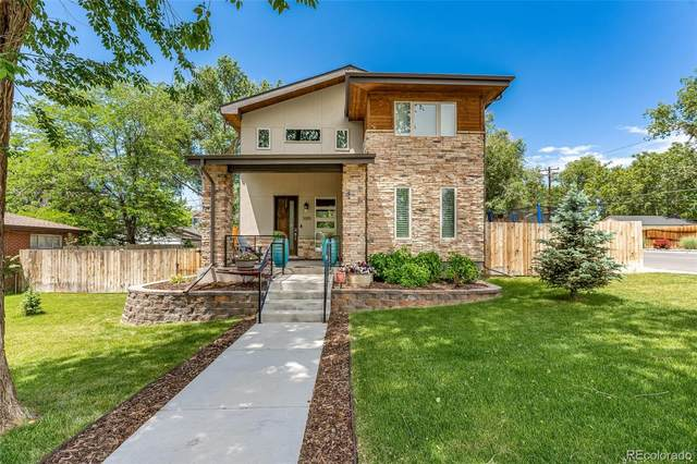 3301 S Ogden Street, Englewood, CO 80113 (#1763247) :: The Colorado Foothills Team | Berkshire Hathaway Elevated Living Real Estate