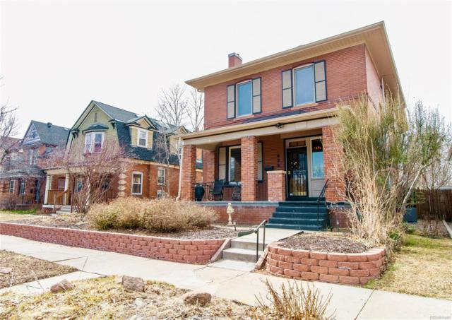 473 S Pennsylvania Street, Denver, CO 80209 (#1766188) :: Bring Home Denver with Keller Williams Downtown Realty LLC