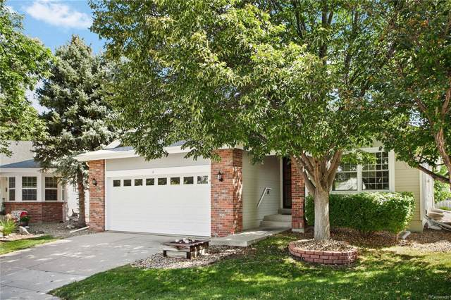 12 Dunbarton Court, Highlands Ranch, CO 80130 (#1767991) :: Harling Real Estate