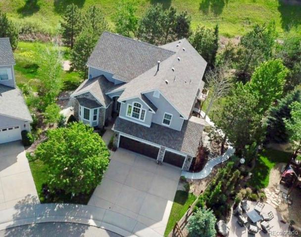 7000 Leicester Court, Castle Pines, CO 80108 (#1769054) :: The HomeSmiths Team - Keller Williams