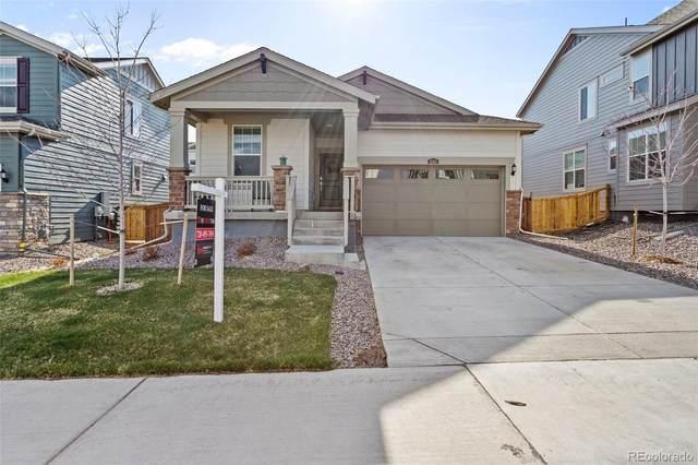 1242 Blackhaw Street, Elizabeth, CO 80107 (MLS #1771106) :: 8z Real Estate