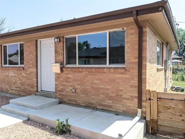 1121 Xenia Street, Denver, CO 80220 (#1771379) :: The Griffith Home Team
