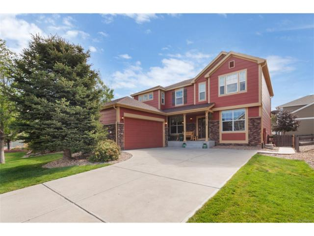 23112 Bay Oaks Avenue, Parker, CO 80138 (MLS #1772083) :: 8z Real Estate