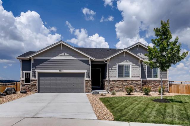 7075 Thundercloud Court, Castle Rock, CO 80108 (#1778388) :: House Hunters Colorado