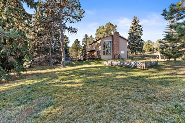 8556 S Custer Lane, Evergreen, CO 80439 (#1783422) :: The Heyl Group at Keller Williams