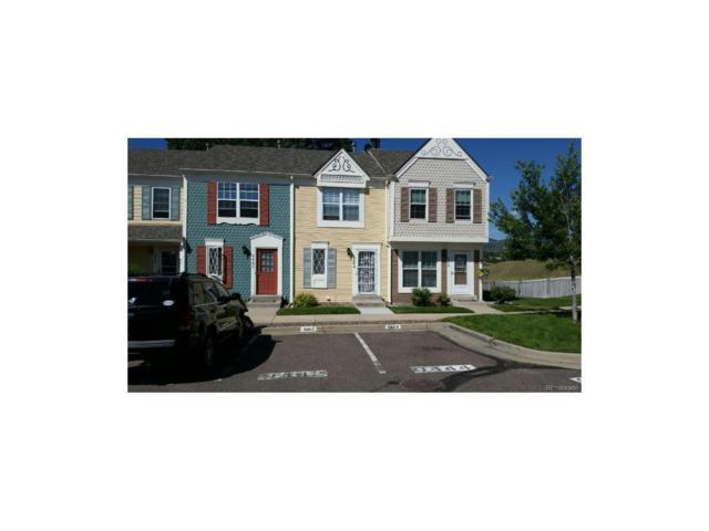 9442 W Ontario Drive, Littleton, CO 80128 (MLS #1784087) :: 8z Real Estate