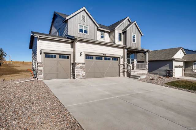 1263 Blackhaw Street, Elizabeth, CO 80107 (#1784112) :: HomeSmart Realty Group