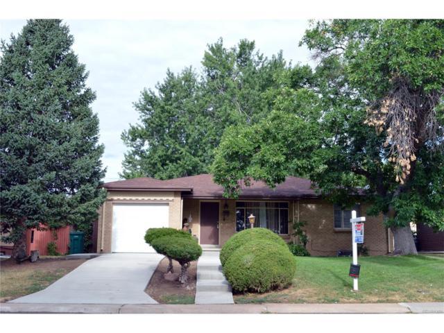 1285 S Jay Street, Lakewood, CO 80232 (MLS #1785107) :: 8z Real Estate
